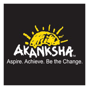 Akanksha Foundation logo