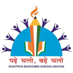 Rashtriya Madhyamik Shiksha Abhiyan logo