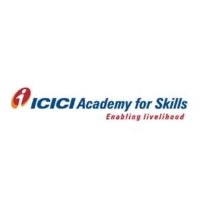 ICICI academy logo