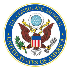 U.S. Consulate, Mumbai logo